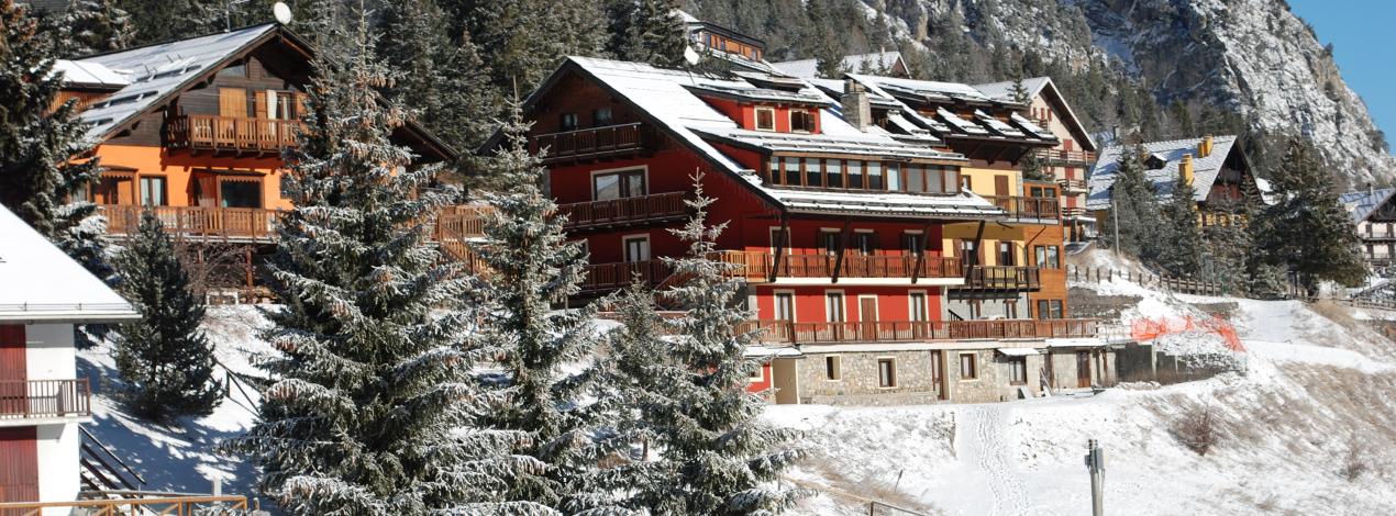 Hotel Piccolo Chalet Claviere